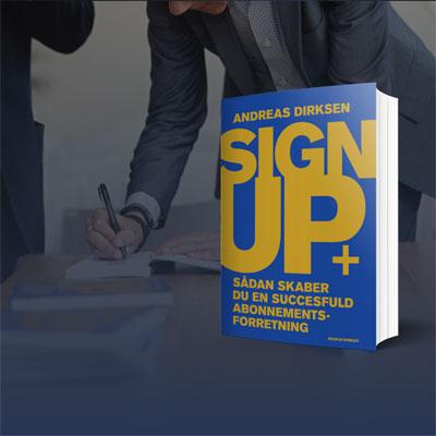 Sign Up bog